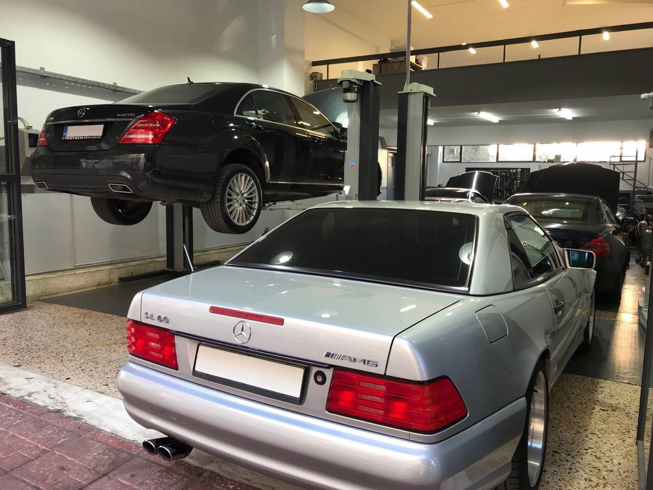 πωλήσεις κλασικών Mercedes-Benz