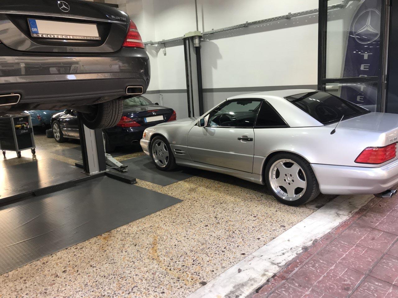 Teotech - Εξειδικευμένο Συνεργείο Mercedes-Benz